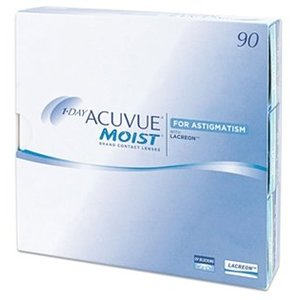 Acuvue 1-Day Moist Astigmatism - 90 lentilles