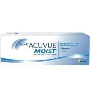 Acuvue 1-Day Moist Astigmatism - 30 lenzen