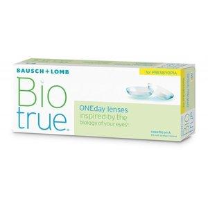 Biotrue One Day Presbyopia - 30 lenses