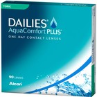 Dailies AquaComfort Plus Toric - 90 lenzen