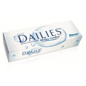 Dailies All Day Comfort - 30 Linsen