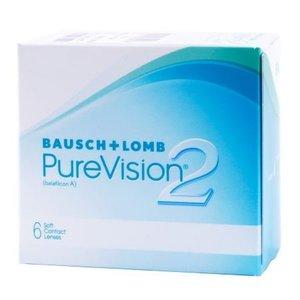 Purevision 2 - 6 lentilles