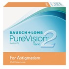 Purevision 2 Astigmatism - 6 lenzen