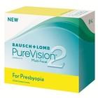 Purevision 2 Multifocal (Presbyopia) - 6 Linsen