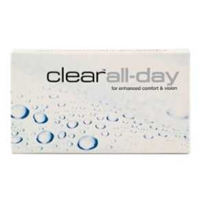 Clear All Day - 6 lenzen