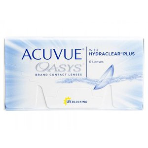 Acuvue Oasys - 6 Linsen