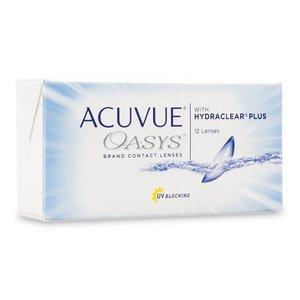 Acuvue Oasys - 12 lentilles