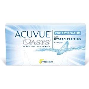 Acuvue Oasys Astigmatism - 12 lenzen