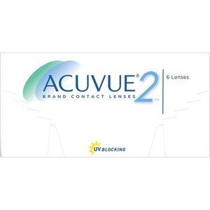 Acuvue 2 - 6 lentilles