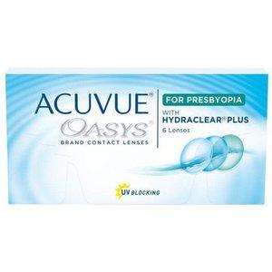 Acuvue Oasys for Presbyopia - 6 Linsen