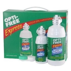 Opti-Free Express - Voordeelpakket