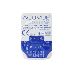 Acuvue Oasys - 24 lentilles