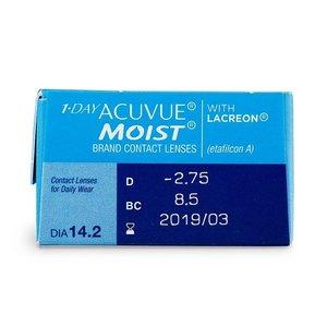 Acuvue 1-Day Moist - 30 Linsen