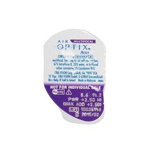 Air Optix Aqua Multifocal - 6 lenzen