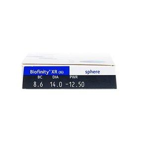 Biofinity XR - 6 lenzen