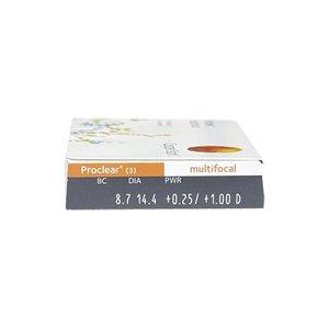 Proclear Multifocal - 6 lentilles