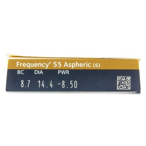Frequency 55 AB - 6 lenzen