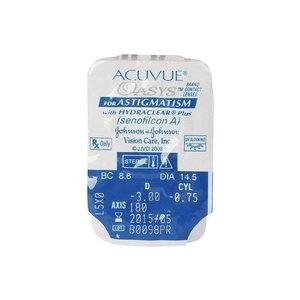 Acuvue Oasys Astigmatism - 6 lenses