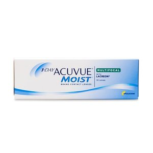 Acuvue 1-Day Moist Multifocal - 30 lentilles