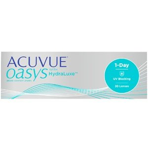 Acuvue 1-Day Oasys - 30 lentilles