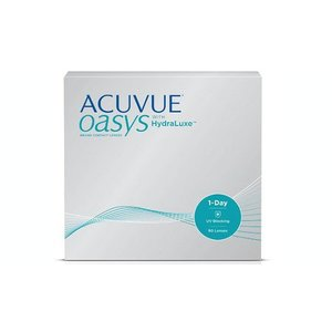 Acuvue 1-Day Oasys - 90 lentilles