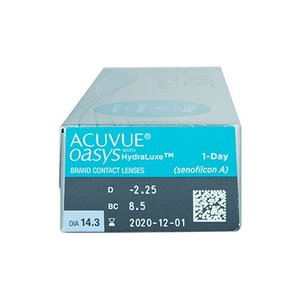Acuvue 1-Day Oasys - 30 lenses