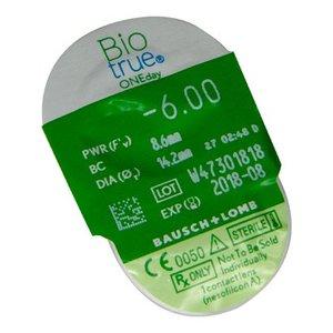 Biotrue  One Day - 90 lenzen