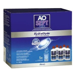 Aosept Hydraglyde - Advantage package