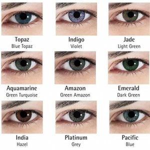 Soflens Natural Colors - 2 lenses