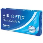 Air Optix Plus Hydraglyde - 6 lenses