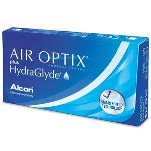 Air Optix Plus Hydraglyde - 6 Linsen
