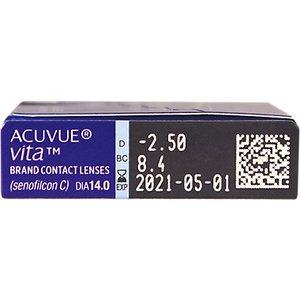 Acuvue Vita - 6 lentilles