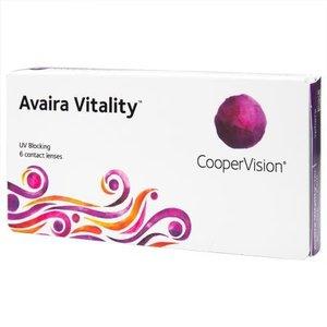 Avaira Vitality - 6 lenzen