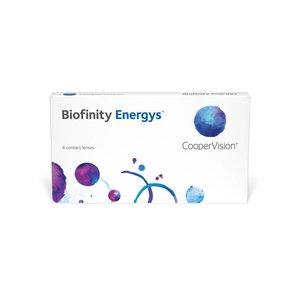 Biofinity Energys - 6 lentilles