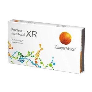 Proclear Multifocal XR - 6 lentilles