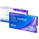 Air Optix Aqua Multifocal - 6 lentilles