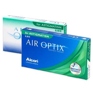 Air Optix Aqua Astigmatism - 3 lenses