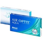 Air Optix Aqua - 6 Linsen
