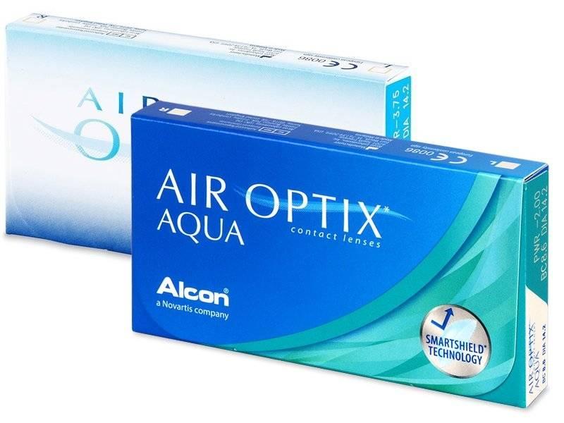 bb4ade80befa3c Air Optix Aqua - 6 lentilles - Weblens - Lentillesweb - Lentilles en ...