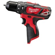Milwaukee M12 BPD-0 Accuboormachine met klop (los)