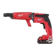 Milwaukee M18 FSGC-202X accu Gipsschroefmachine / Bandschroefmachine set FUEL in HD Box 18V/2.0AH