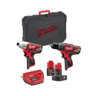 Milwaukee  M12 BPP2B-421C Power-Pack 12V