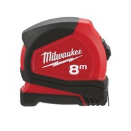 Milwaukee Rolbandmaat Pro Compact 8m-25mm
