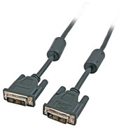 DVI Monitorkabel Single Link DVI-Digital 18+1, AWG30, 2m