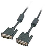 DVI Monitorkabel Single Link DVI-Digital 18+1, AWG28, 5m