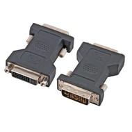 DVI-D Adapter 24+1-Stecker/24+5-Buchse