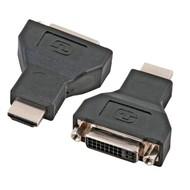 HDMI/DVI Adapter St/Bu HDMI-Stecker/DVI 24+1-Buchse