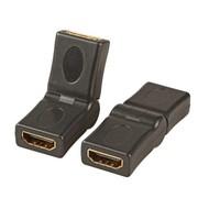 HDMI™ Adapter Typ A Bu. auf Typ A Bu. 180°