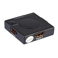 HDMI™ Switch 3-Port unterstützt 3D/1080p, HDCP