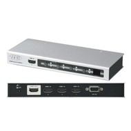 Video-Audio Switch 4 Port HDMI 4 x IN / 1 x OUT, 1920x1200